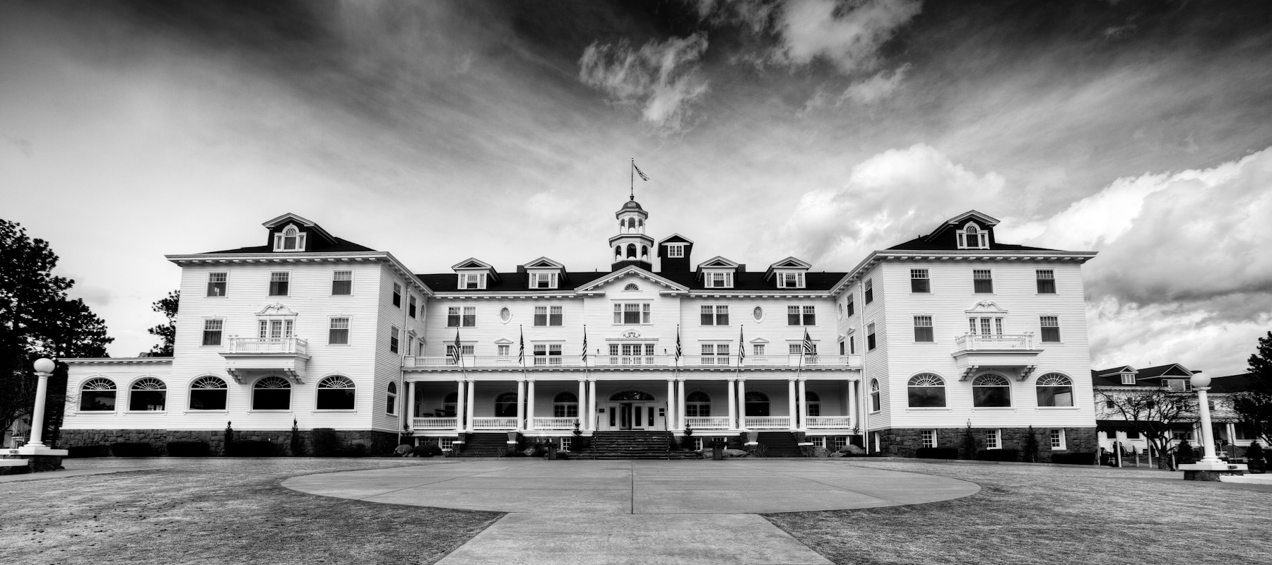 The Stanley Hotel Hotel Plus Hante Des Usa Shining Stephenking
