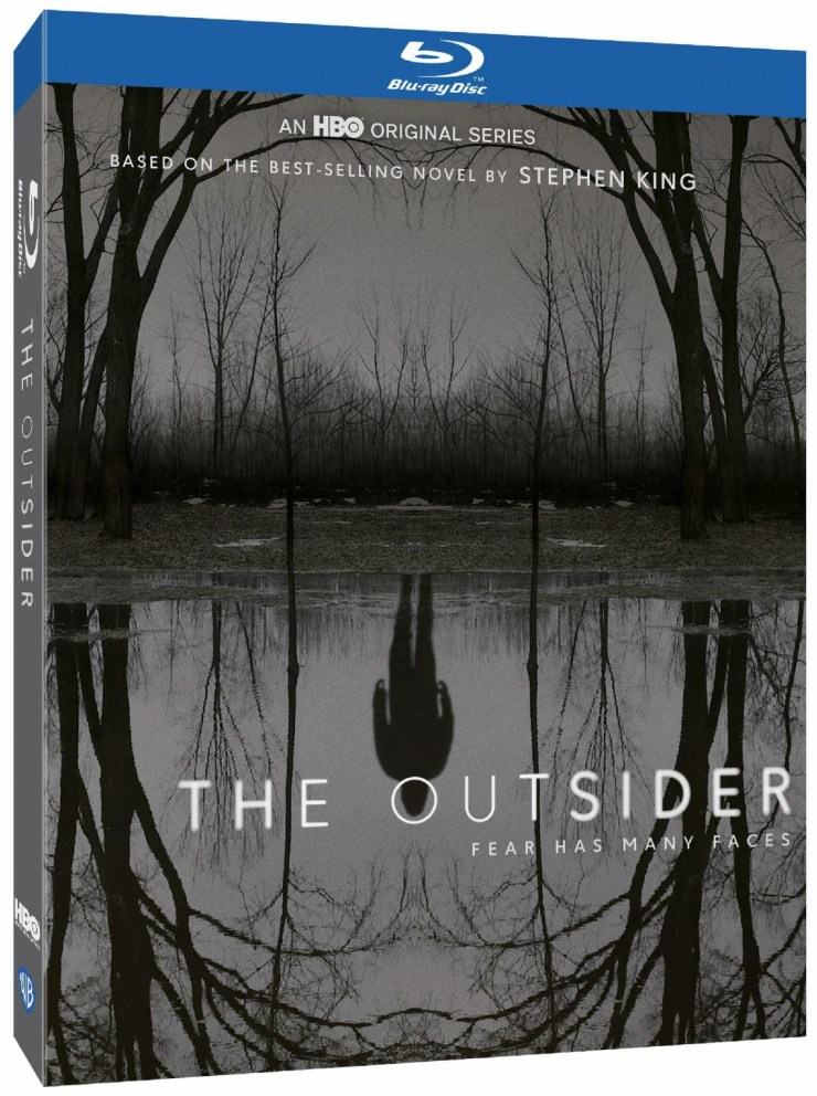 Theoutsider Serie Bluray Us