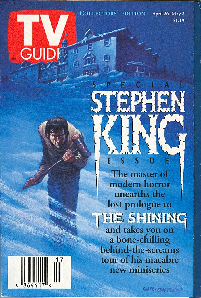 Theshining Tvseries Tvguide Berni Wrightson