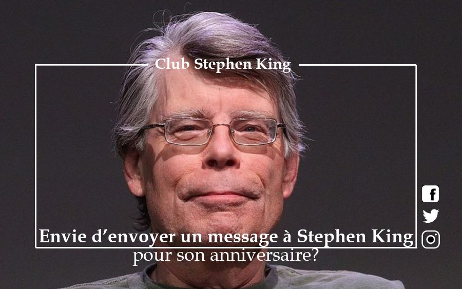 Anniversaire Stephen King 2