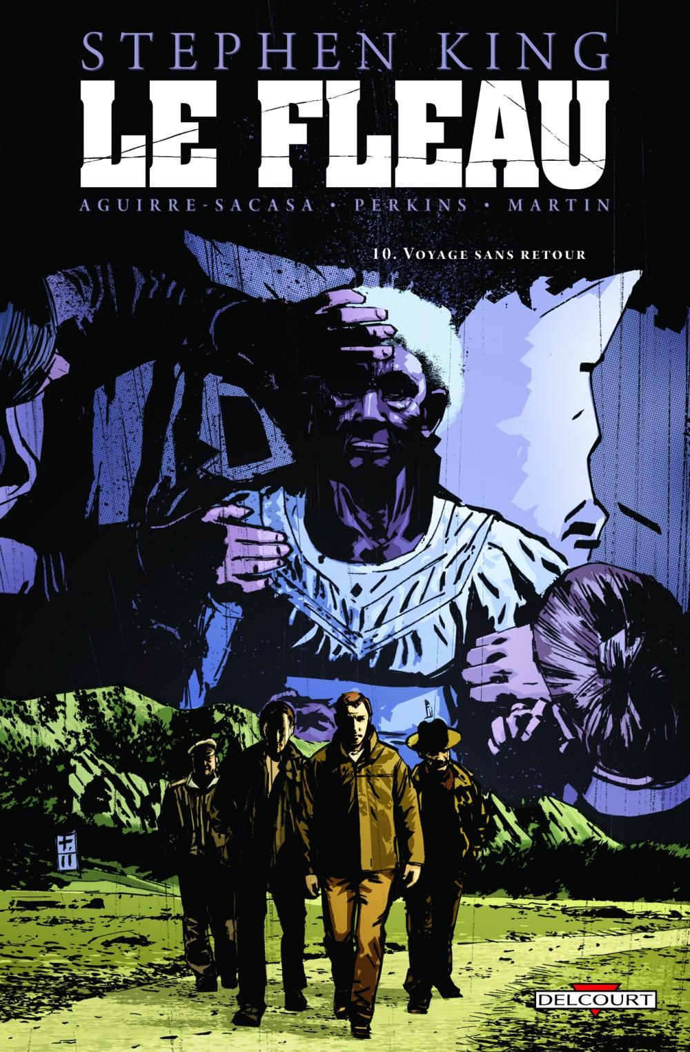 Lefleau Stephen King Bd Delcourt Tome10