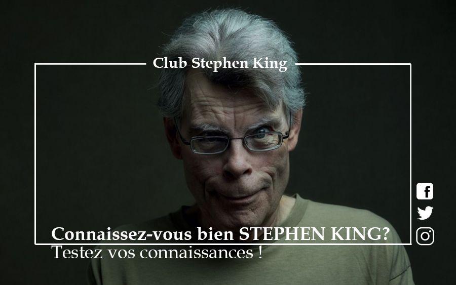 Quizz Stephenking