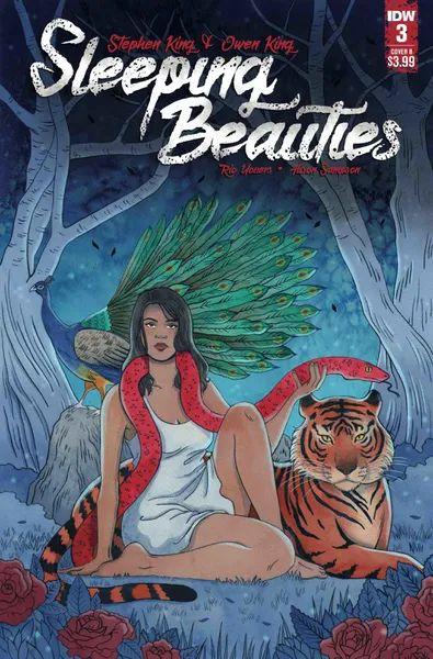 Sleepingbeauties Comic3 Bd Couv Variant