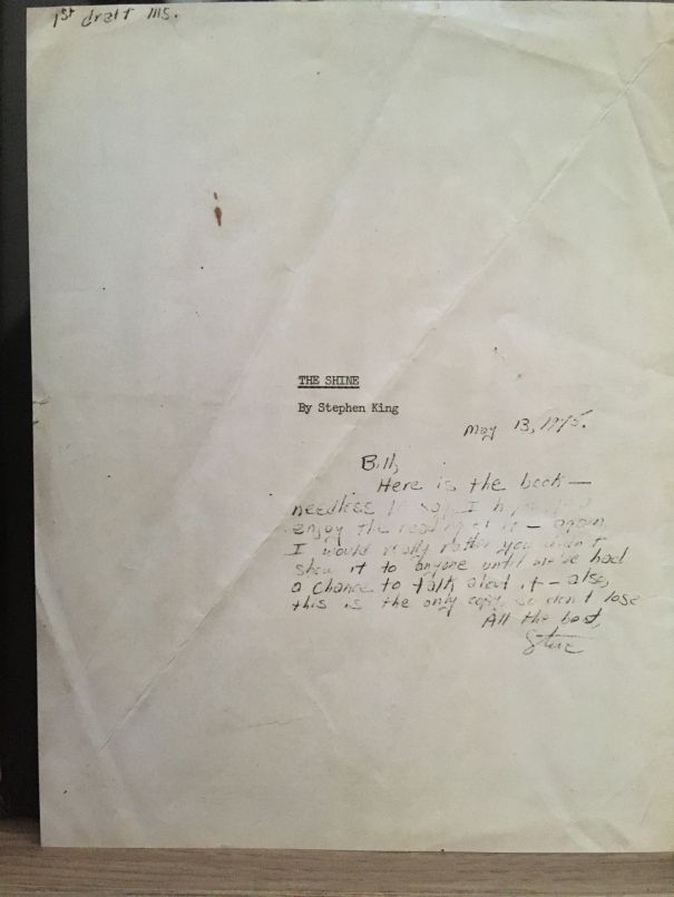 Stephenking Manuscrit Shining Theshine (2)