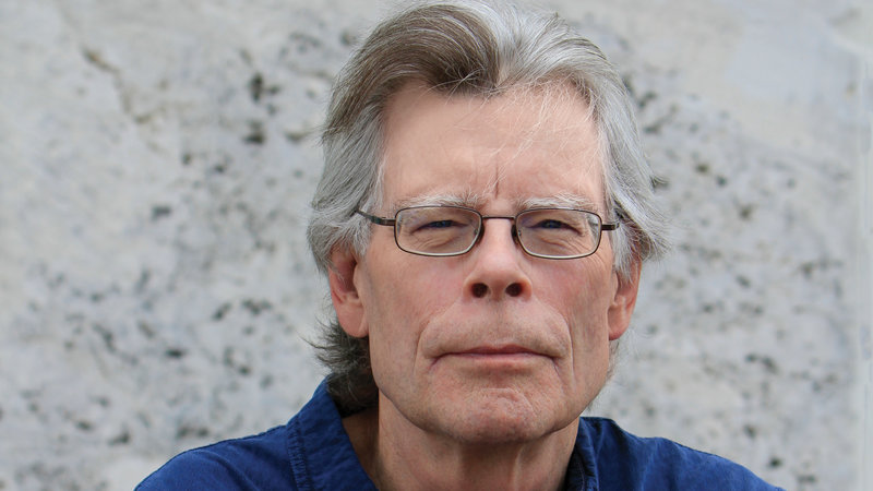 Stephenking Photo Shane Leonard Npr