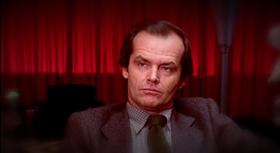Theshining Jacknicholson