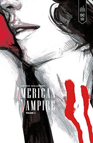 Americanvampire Tome2 Dccomics Stephenking