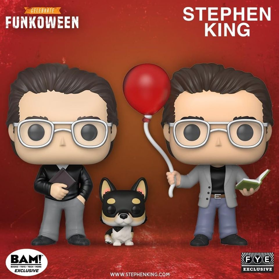 Funko Fye Stephenking Exclusive
