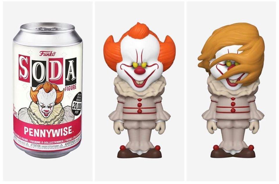 Funko Pennywise Soda