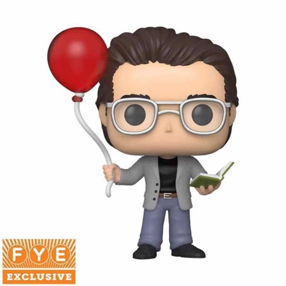 Fye Figurine Exclusive Stephenking Funko