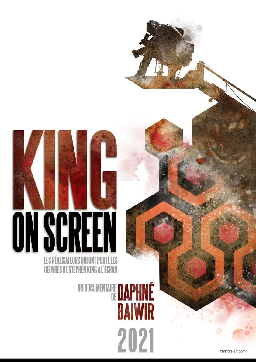 Kingonscreen Poster Documentaire Stephenking