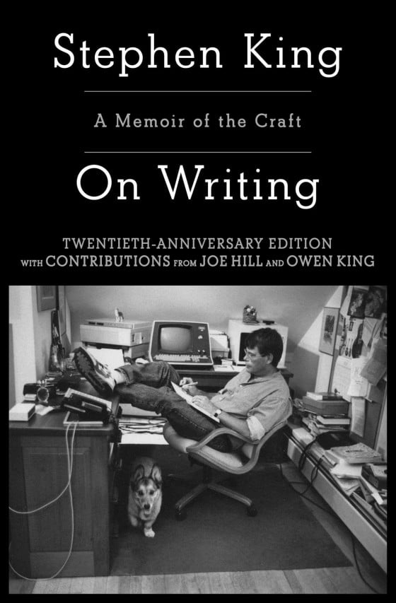 Onwriting Stephenking Edition Anniversaire 20ans Scribner2020 Front
