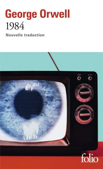 1984 Folio Nouvelletraduction2020