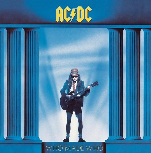 Acdc Whomadewho
