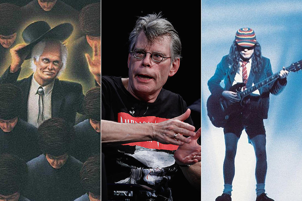 Chansons Rock Metal Inspirees Stephen King