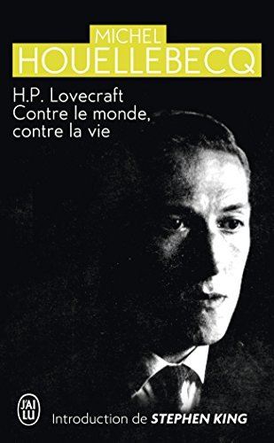 Hp Lovecraft Contre Le Monde Contre La Vie Introduction Stephenking