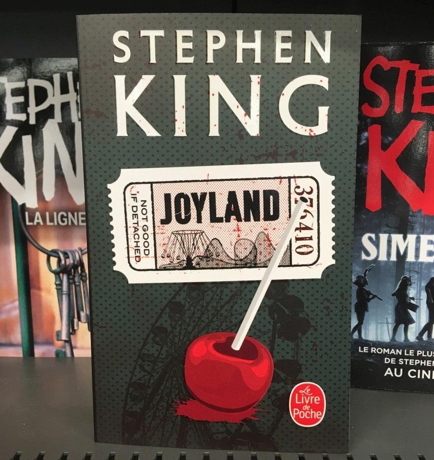 Joyland De Stephenking Lelivredepoche2