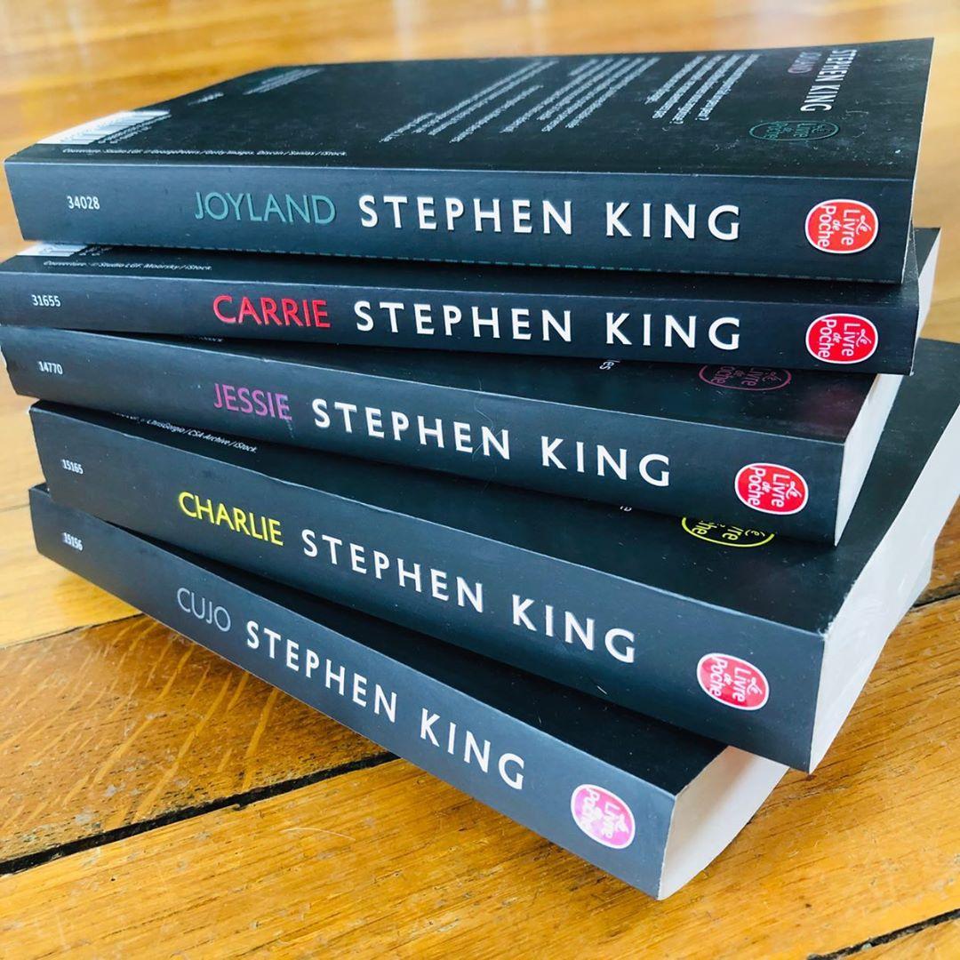Livres Stephenking Couvertures Lelivredepoche2020 2