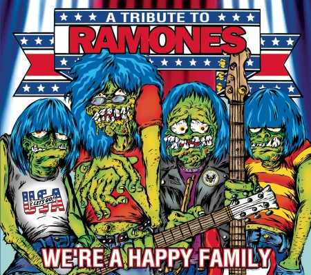 Ramones Tribute Happyfamily