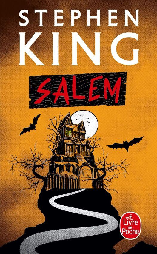 Salem Stephenking Lelivredepoche Couverture2021