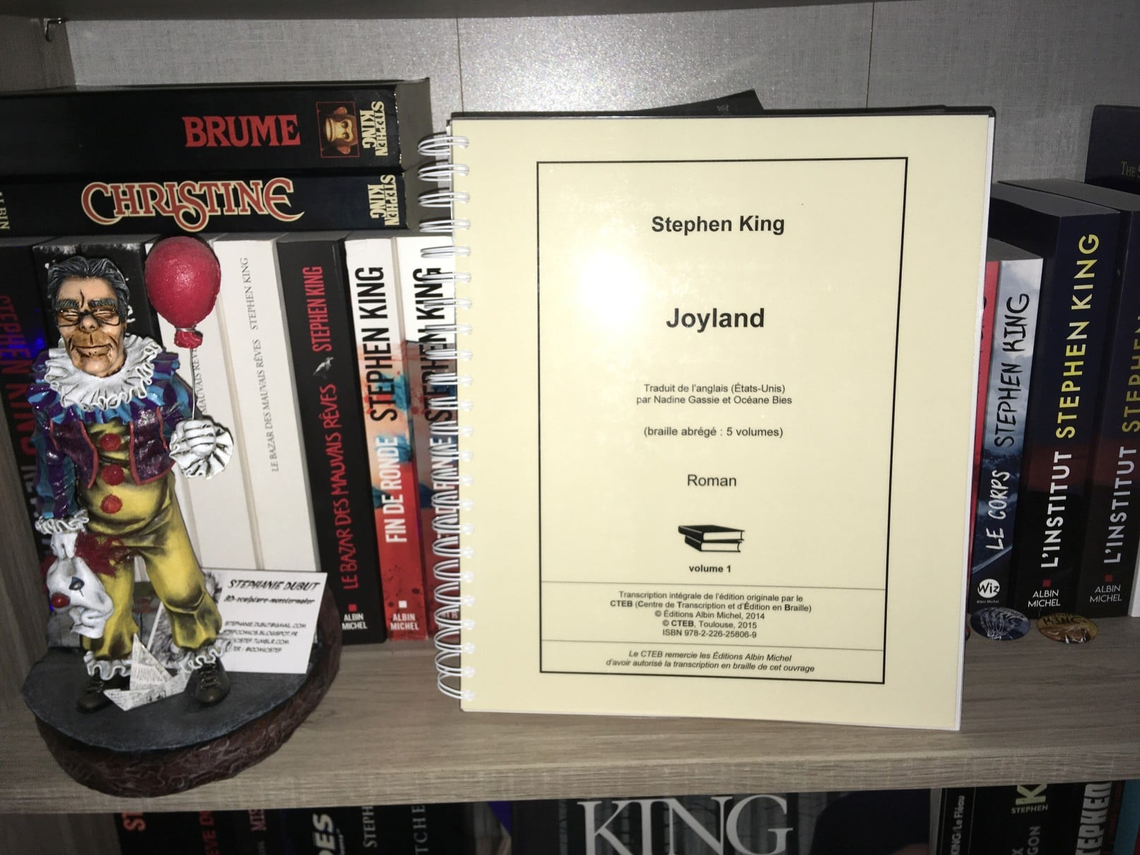 Stephenking Braille Joyland 01