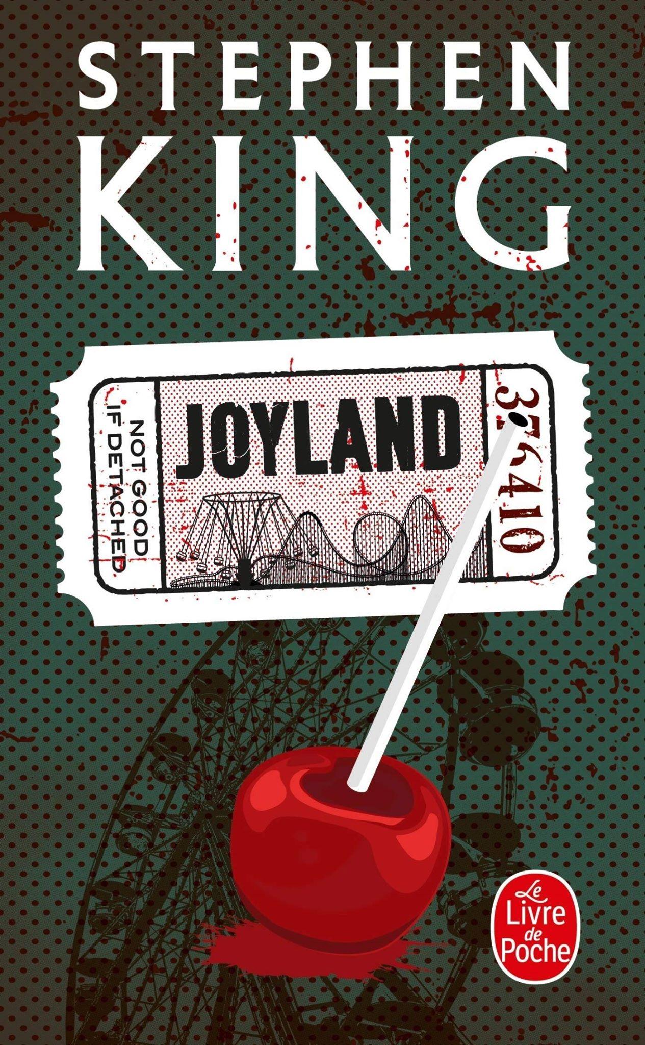 Stephenking Lelivredepoche Reedition 2020 Joyland