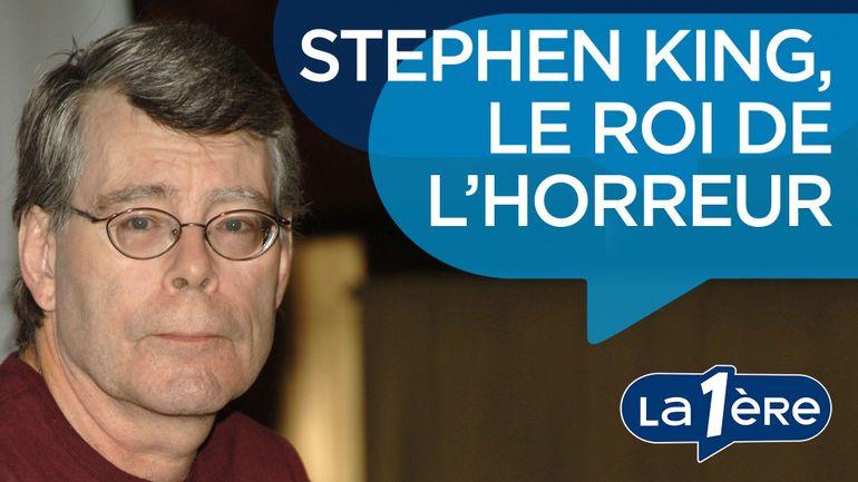 Stephenking Leroidelhorreur Podcast Rtbf