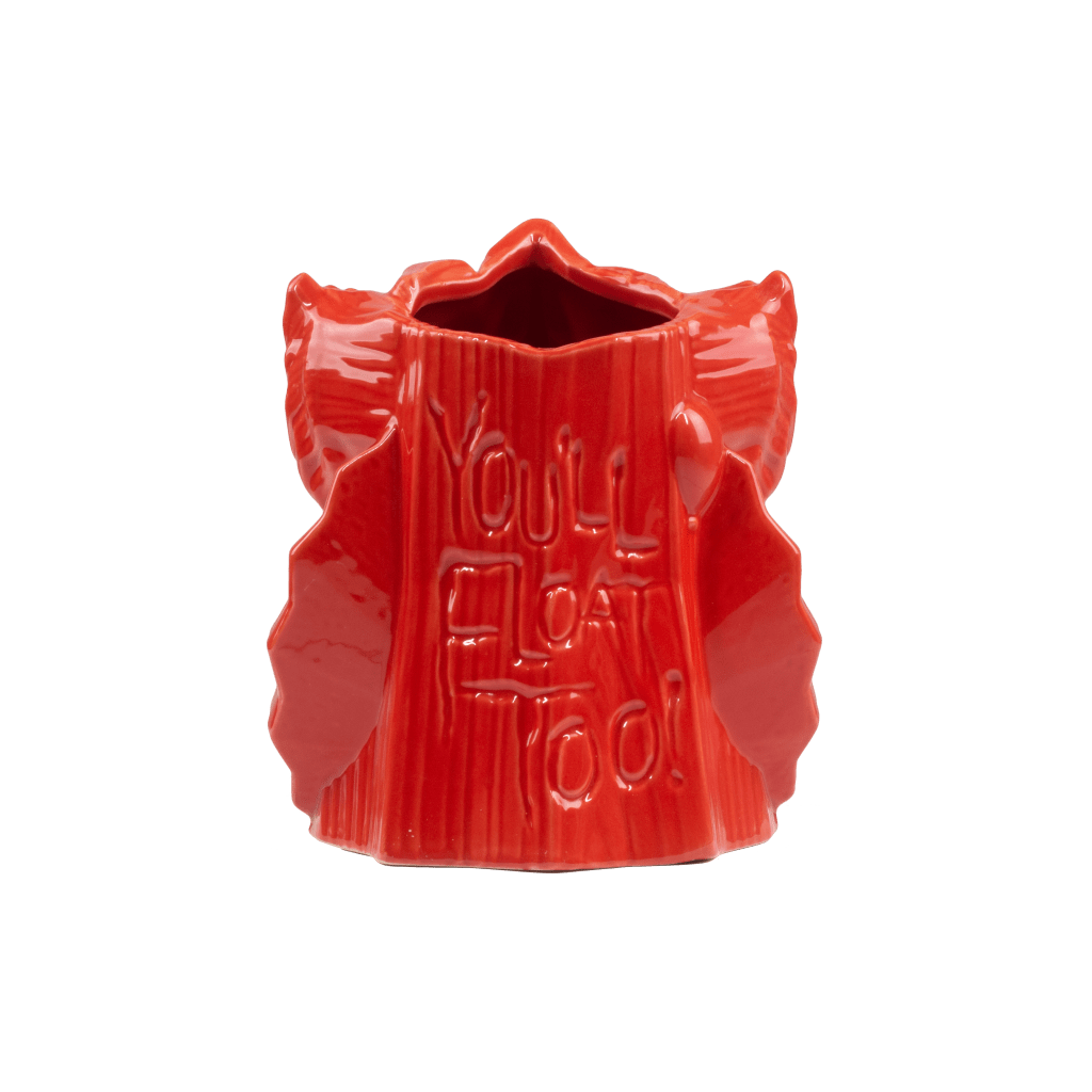 It Tiki Red F