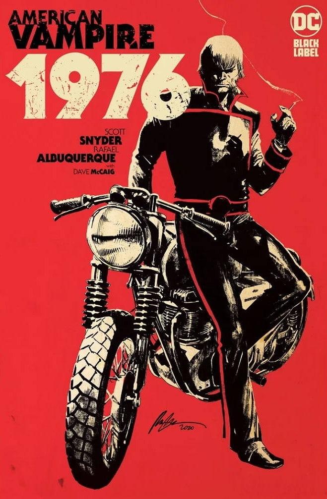 American Vampire 1976 Couverture