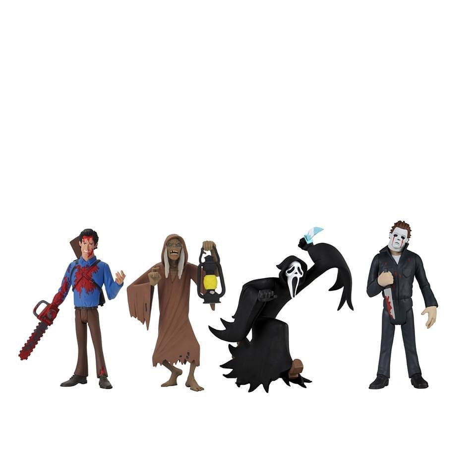 Creepshow Neca Figurine4