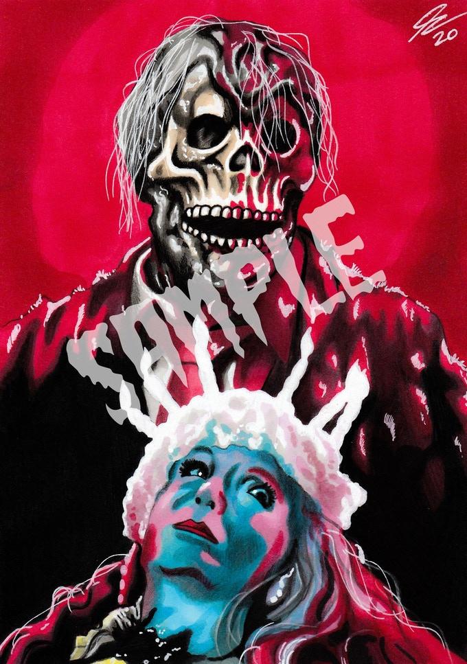 Creepzine Artbook Hommage Creepshow 02