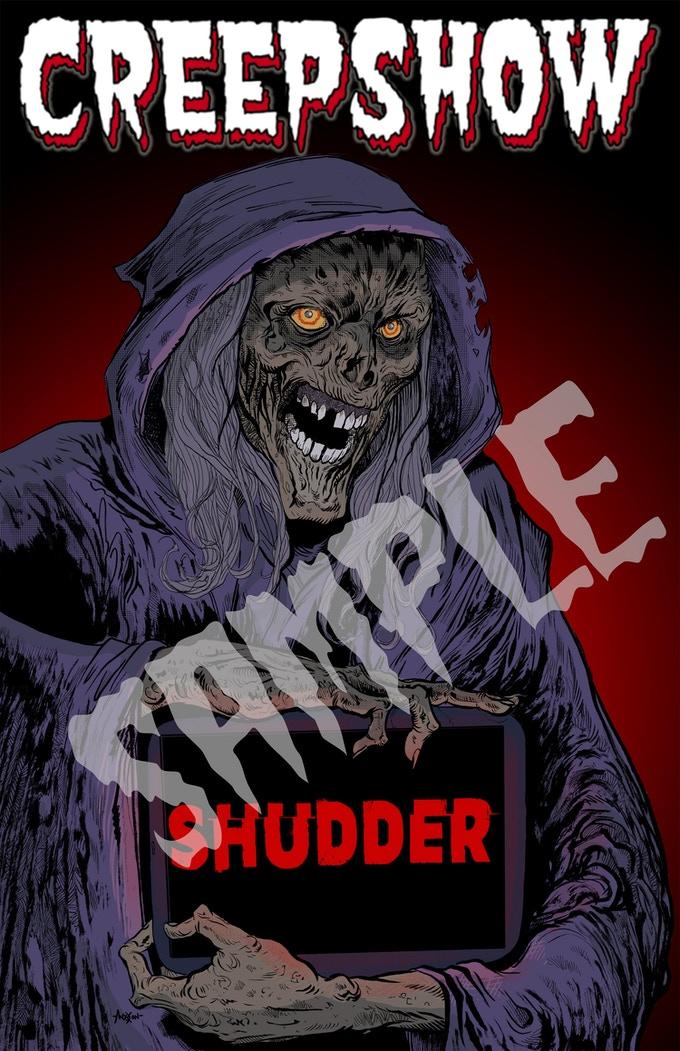 Creepzine Artbook Hommage Creepshow 05
