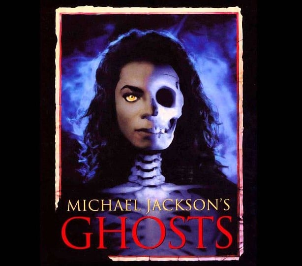 Ghosts Michael Jackson Stephenking Video