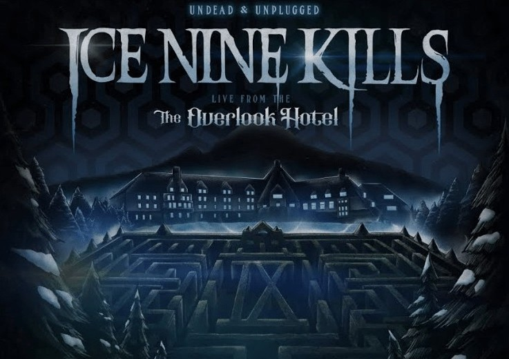 Ice Nine Kills Overlook Poster