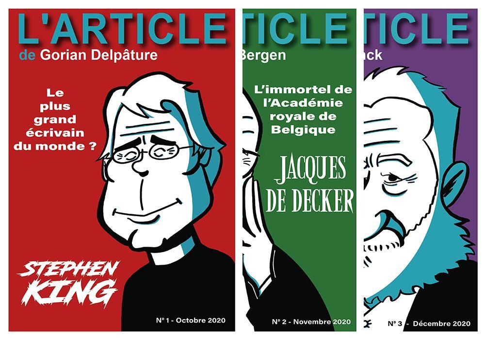 Serie Larticle Editionslamiroy Livre