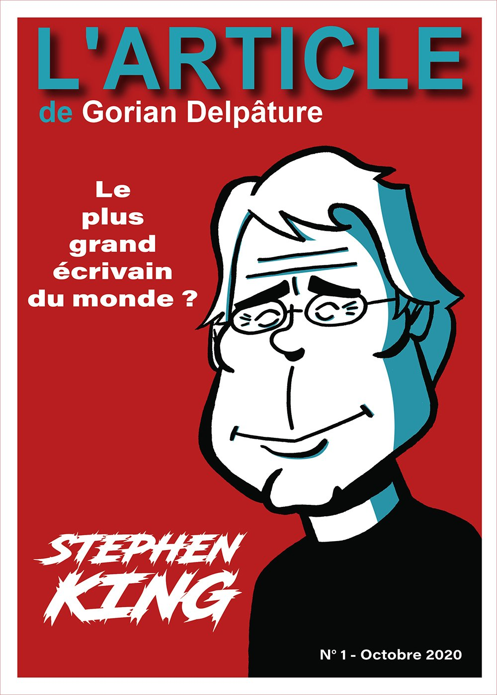 Stephenkingleplusgrandecrivaindumonde Gorian Delpature Editionslamiroy Livre