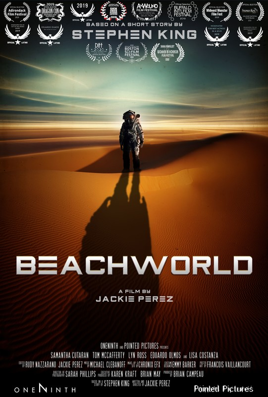 Beachworld Movie Poster