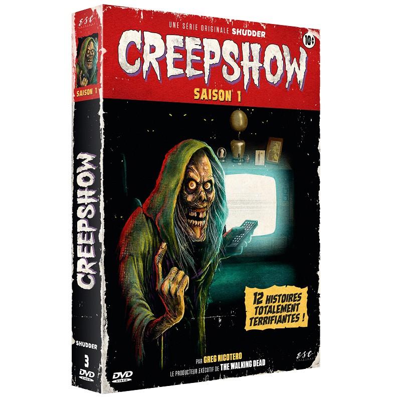 Creepshow Serie1 Saison Escdistribution Dvd