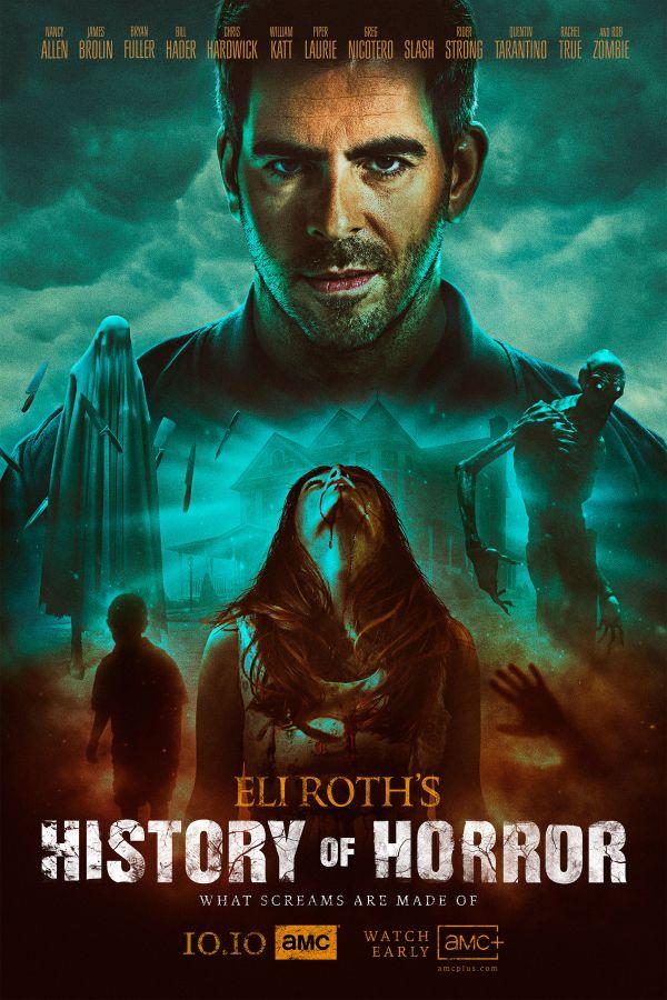 Eli Roth History Of Horror Histoiredelhorreur Saison2 Poster