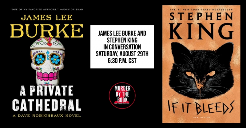 Jamesleeburke Stephenking Conversationpublique
