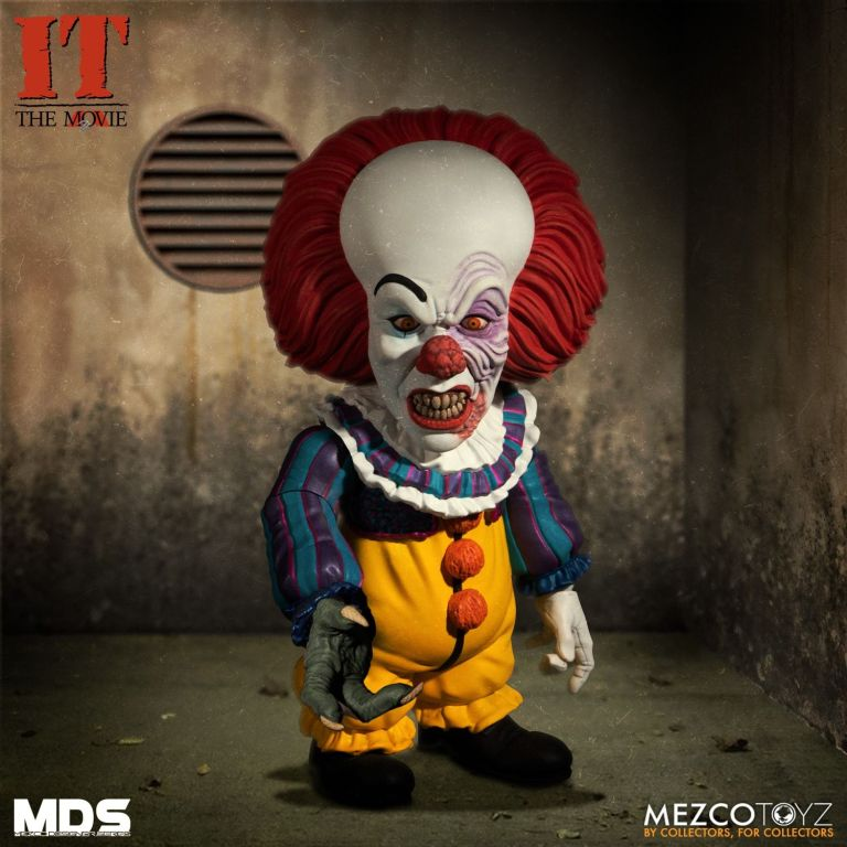 Mezco Grippesou Pennywise Timcurry 1990 Photo 04