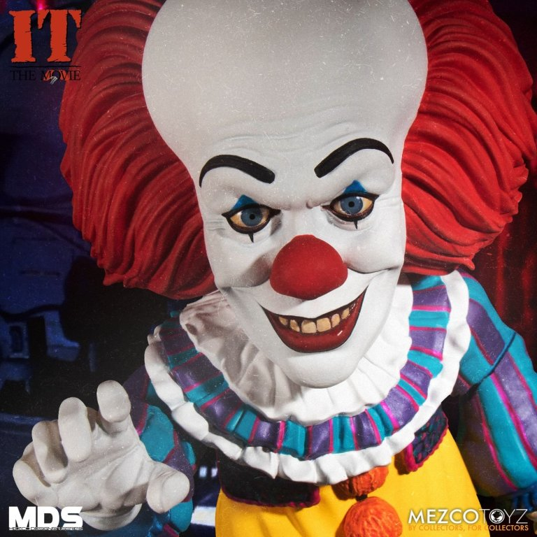 Mezco Grippesou Pennywise Timcurry 1990 Photo 08
