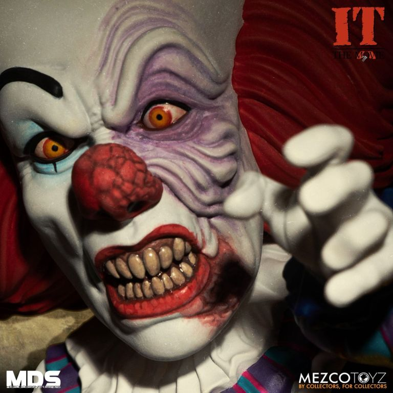 Mezco Grippesou Pennywise Timcurry 1990 Photo 09