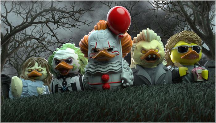 Numskull Pennywise Duck Bath 01