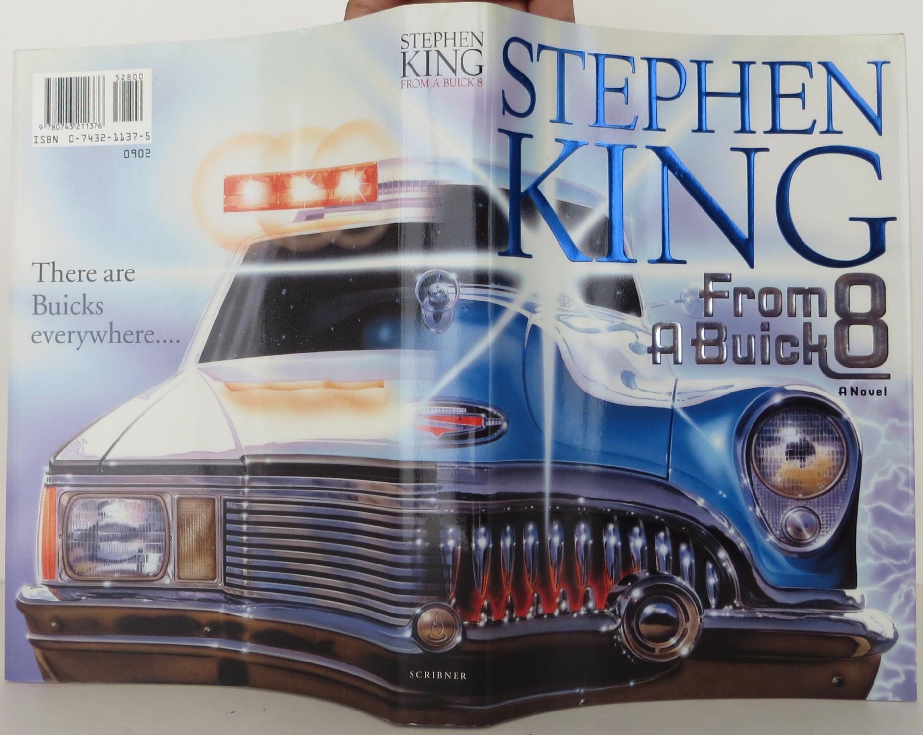 Roadmaster Fromabuick8 Film Realisateur Stephenking1