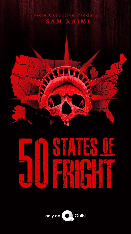 50 States Of Fright Poster Samraimi Shining
