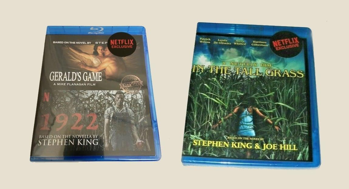 Adaptations Stephenking Bluray Netflix