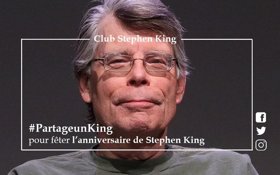 Anniversaire Stephenking