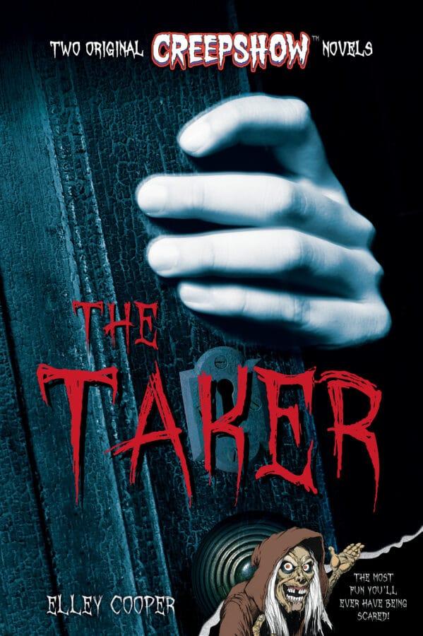 Creepshow Book Thetaker Elleycooper