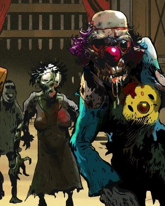 Creepshow Halloween Special Animated Photos 03